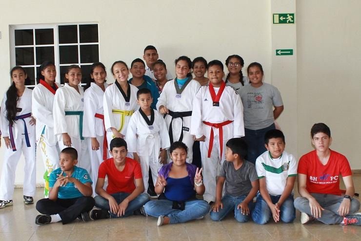 Club de Taekwondo UTP